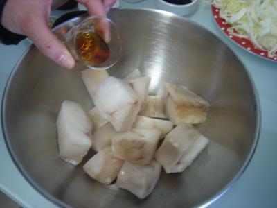 Lotte à l'aigre douce façon chinoise - 5.2
