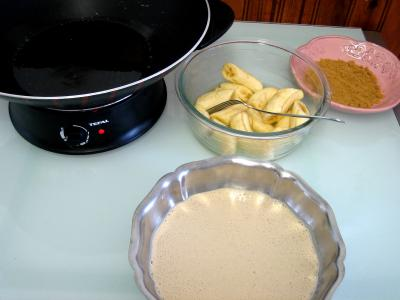Bananes en beignets façon chinoise - 5.1