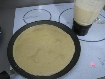 Pâte à crêpes de blé noir façon bretonne - 3.2