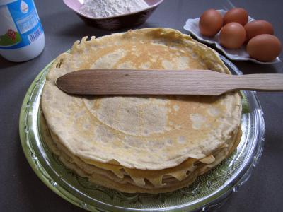 Recette Pâte à crêpes de blé noir façon bretonne
