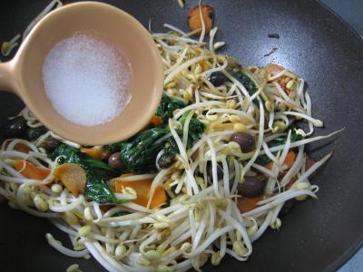 Crêpes farcies aux épinards façon chinoise - 5.4