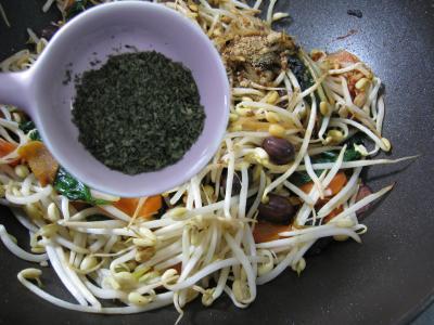 Crêpes farcies aux épinards façon chinoise - 6.4