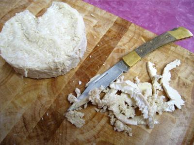 Crêpes au camembert et au jambon - 1.1