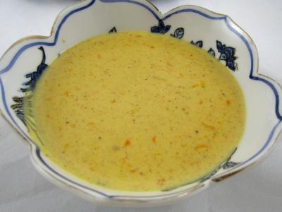 Recette Sauce à l'orange aux épices