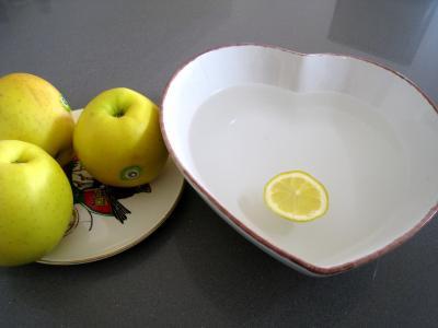 Apple crumble aux framboises et aux pommes - 2.1