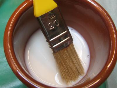 Chaussons au cabillaud et sa sauce au citron - 11.1