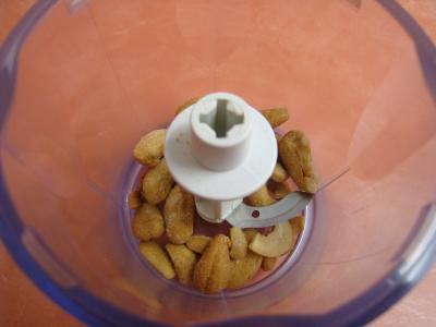 Brochettes de porc aux endives et sa sauce aux noix de cajou - 1.1