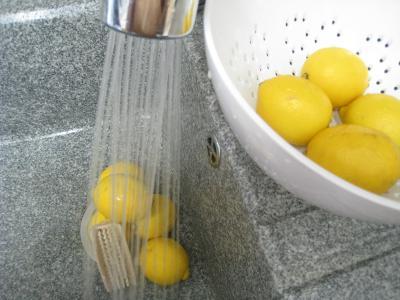 Marmelade de citron à la vanille - 1.1