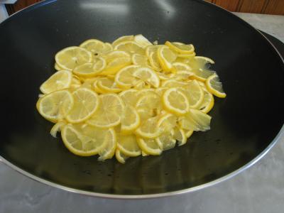 Marmelade de citron à la vanille - 2.2