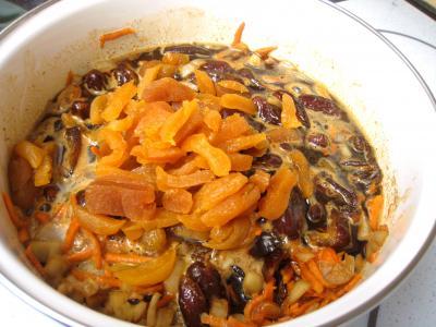 Chutney aux dattes et aux carottes - 6.3
