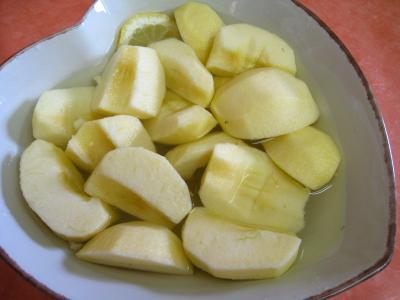 Chutney aux pommes - 7.1