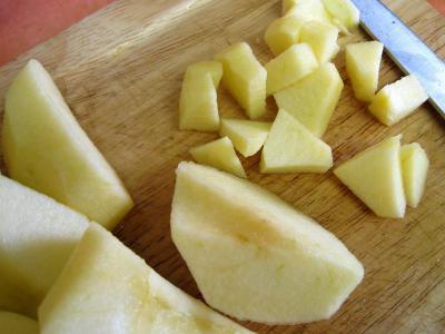 Chutney aux pommes - 8.2