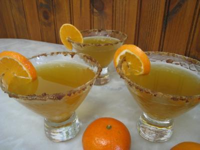 Cocktail au thé, au Bourbon et à la menthe - 6.3