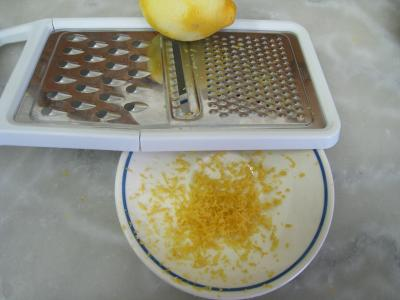 Pain au citron aux noix de cajou et raisins secs - 3.1
