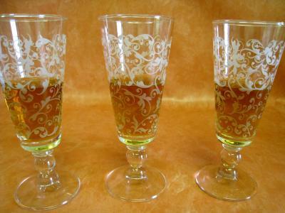 Cocktail de crème de mûres à l'armagnac - 5.1