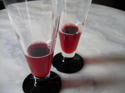 Cocktail de liqueur de litchis - 1.1