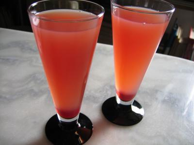 Cocktail de liqueur de litchis - 1.3