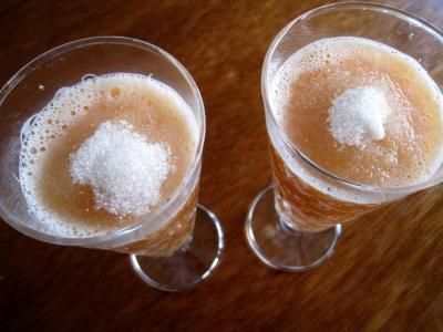 Cocktail de melon au pineau des Charentes - 3.3