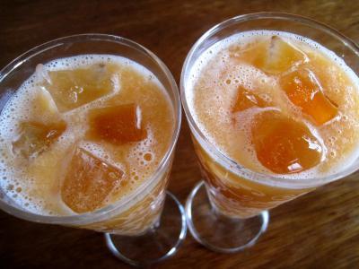 Cocktail de melon au pineau des Charentes - 4.1