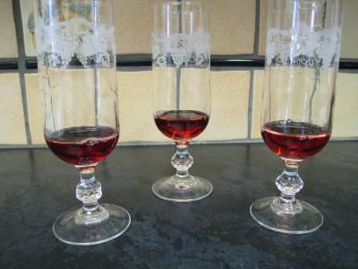 Cocktail de Pâques au Champagne - 1.1