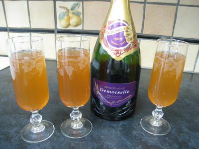 Cocktail de Pâques au Champagne - 2.1