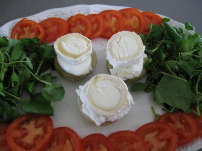 Artichauts et mayonnaise chantilly - 12.3