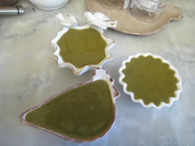 Image : Sauce verte pour poisson