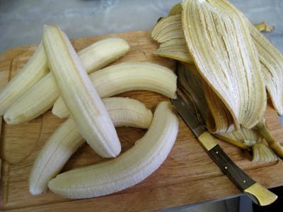 Confiture de bananes et de poires au gingembre - 2.1