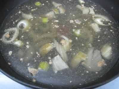 Soupe de poulet au Pécorino à l'italienne - 4.2