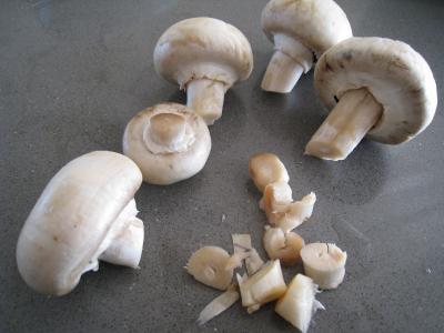 Risotto aux champignons et au jambon à l'Italienne - 1.2