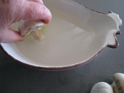 Risotto aux champignons et au jambon à l'Italienne - 1.4