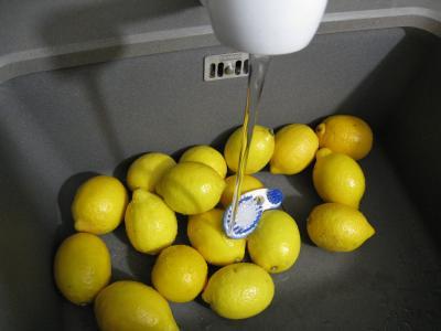 Gelée de citrons à la vanille - 1.1