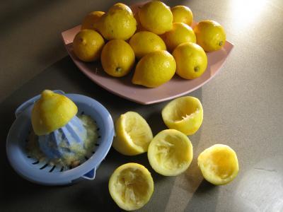 Gelée de citrons à la vanille - 1.3