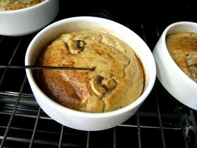 Gâteau de Pâques aux champignons et au jambon de Parme - 9.1