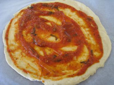 Recette Pâte à pizza