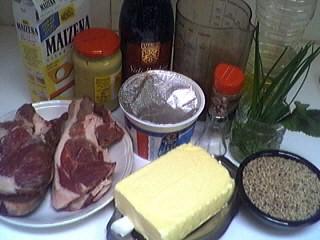 Ingrédients pour la recette : Fondue au vin rouge