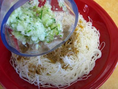 Galettes de vermicelles de riz - 7.1