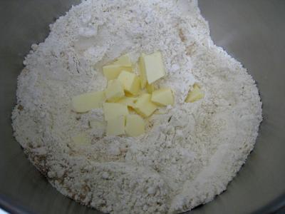 Pain à la farine de châtaignes - 3.3