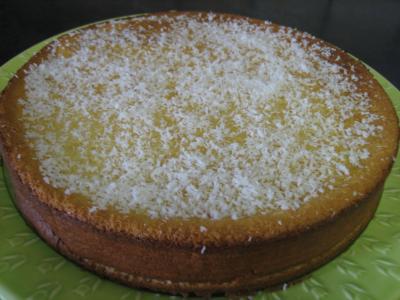 gâteau noix de coco : Gâteau à la noix de coco