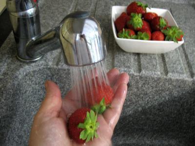 Gelée de fraises au cidre - 1.1