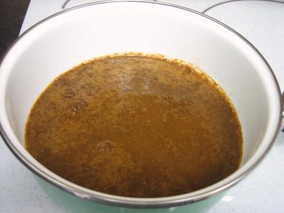 Gelée de prunes au gingembre - 3.1