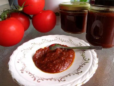 Recette Ketchup aux épices