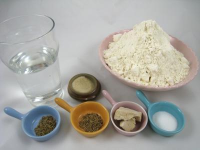 Ingrédients pour la recette : Pain à l'anis
