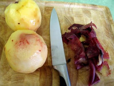 Melon glacé à la liqueur de Chartreuse - 2.3