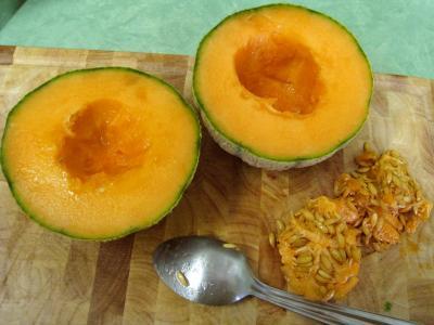 Melon glacé à la liqueur de Chartreuse - 2.1