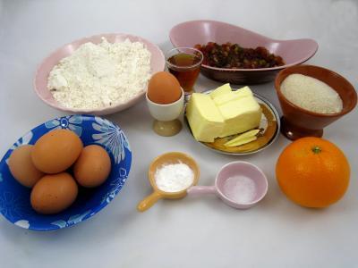 Ingrédients pour la recette : Gâteau Breton