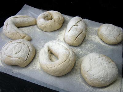 Petits pains à l'épeautre - 11.2