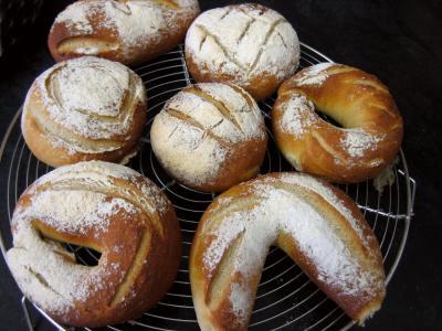 Petits pains à l'épeautre - 12.1