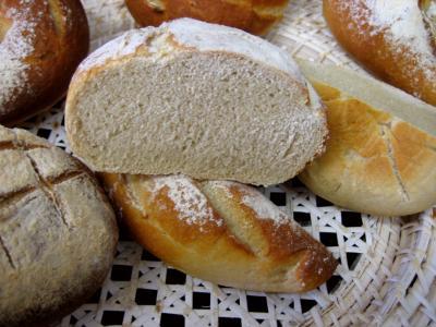 Petits pains à l'épeautre - 12.3
