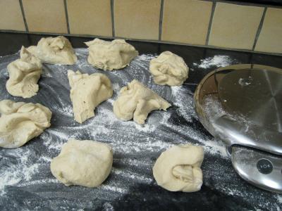 Petits pains anglais - 6.1